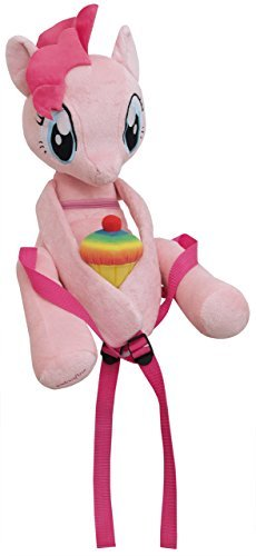 My Little Pony Plush Backpack Pinkie Pie