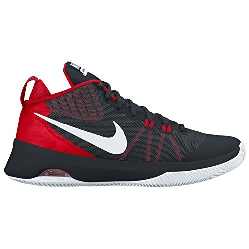 cheap sale with paypal buy online outlet NIKE Men's Air Versitile Basketball Shoe Black White University Red free shipping real EHTpXx