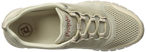 Propét Mens McLean Mesh Walking Shoe Sand XjcGiusbRk