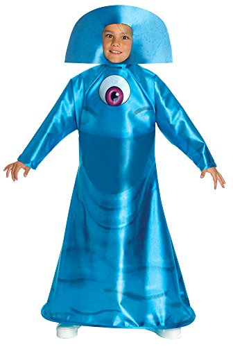 Kids-Costume Monster Vs Alien Bob Sm Halloween Costume - Child Small -
