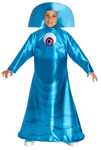 Boys - Monster Vs Alien Bob Md Halloween Costume - Child Medium