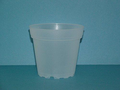 8 diameter plastic orchid pots - 2