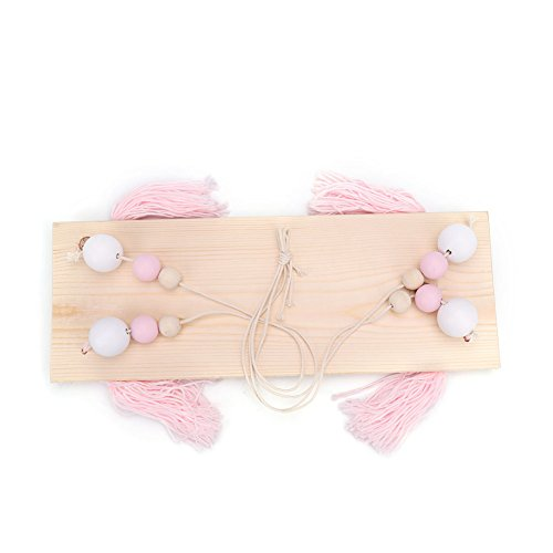 Gaosaili Display Wall Hanging Shelf Swing Rope Floating Shelves for Bedroom Decoration