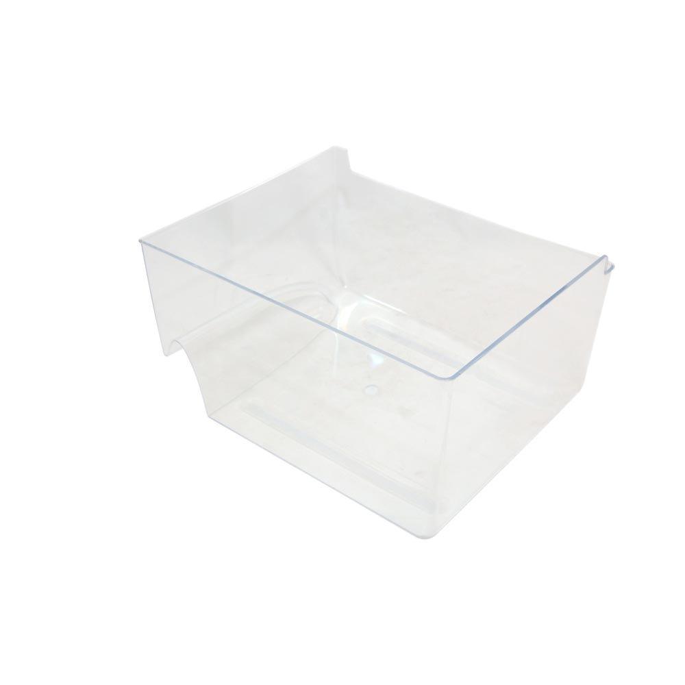 Ariston Fridge Freezer Left Hand Salad Bin