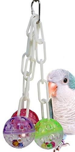 Bonka Bird Toys 1467 Ball Clanger Bird Toy
