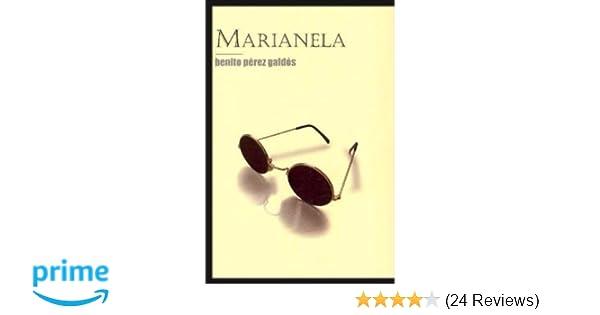 Marianela: (Spanish edition): Benito Perez Galdos, Alex Stewart: 9781545012635: Amazon.com: Books