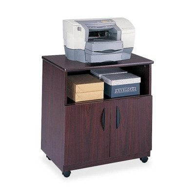 SAF1850MH - Safco Laminate Machine Stand w/Open Compartment