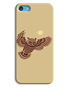 Hipster Indie Owl Case for your iPhone 5C