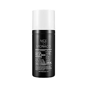 [Nice To Monaco] Water Wear Skin toner for Moisturizing, Oil-Water Balancing, minimizing Pore For Men(3.38fl.oz./100ml)