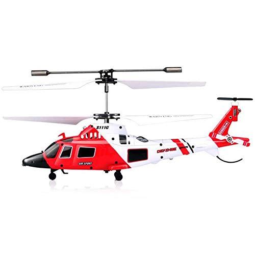 New-look Sima SYMA Helicopter Fighter S111G Mini Co-Axial Infared MH-68A Hitron U.S Coast Guard Helicopter RC Helicopter Fighter