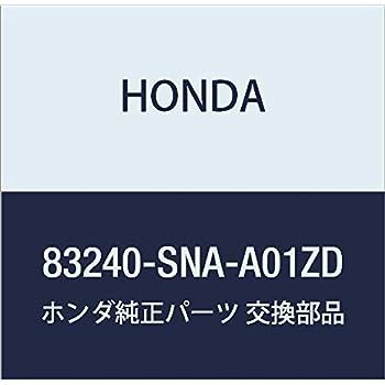 Honda Genuine 83240-SNA-A01ZA Grab Rail Assembly