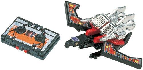 Amazon.com: Transformers Japanese Tomy Takara ReIssue Renewal Encore #19 Cassette Set Rumble, Frenzy, Overkill & Laserbeak: Toys & Games