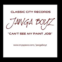 Can't See My Paint Job - Single
