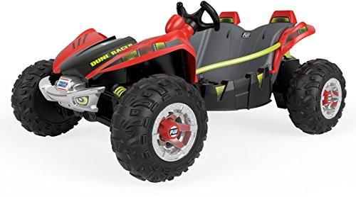 Power Wheels Dune Racer, Fire Red by Fisher-Price (Image #7)