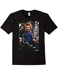 Sitting in Barber Chair T-shirt
