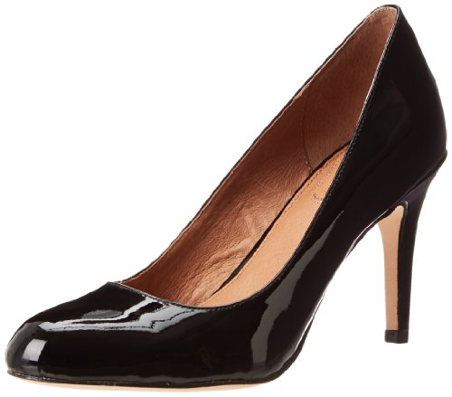 Corso Como Women's Del Dress Pump,Black Patent Leather,7 ...