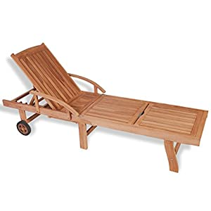 41421pmRoLL._SS300_ Teak Lounge Chairs & Teak Chaise Lounges