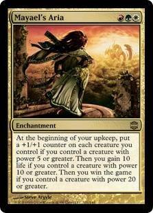 Magic: the Gathering - Mayael's Aria - Alara ()