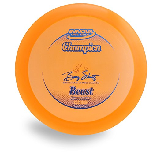 Innova Champion Beast 170 to 175 Disc Golf Driver (disc colors vary)