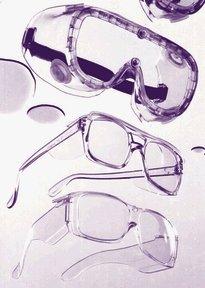 Medegen Vision Tek Safety Spectacles/Goggles 209-