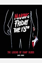 Making Friday The 13th: The Legend Of Camp Blood Capa comum