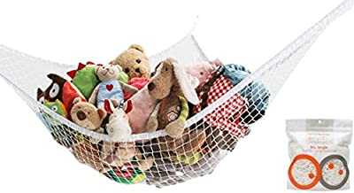 Mayapple Baby - Sky Jungle - Premium Plush Toy Storage Hammock - Organize Stuffed Animals and Toys in Kids Room - Stylish Pet Net by Mayapple Baby/Roving Cove that we recomend individually.