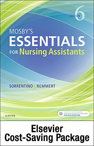Nursing Package - Mosby's Essentials for Nursing Assistants - Text and Workbook package