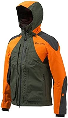Chaqueta de caza BERETTA - Thornproof Jacket - L: Amazon.es ...
