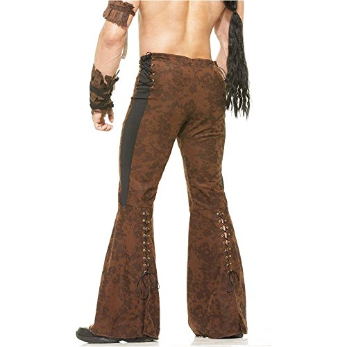 Warrior Pants Costume - Standard - Chest Size up to 42 -