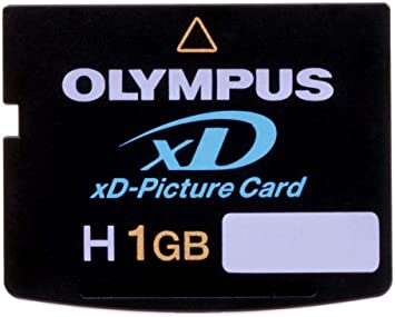 Olympus 1 GB Type M xD-Picture Card 200495 Electronics