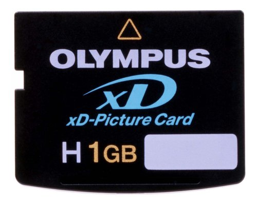 Olympus xD-Picture Card H 1GB High Speed by Olympus