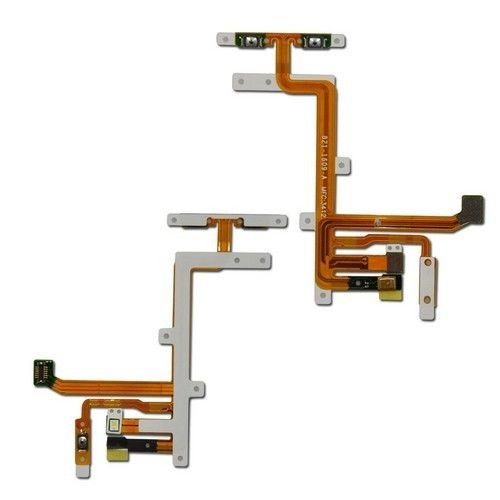 Goliton New power on/off volume control flex cable replacement for Apple iPod Touch 5 5th Gen
