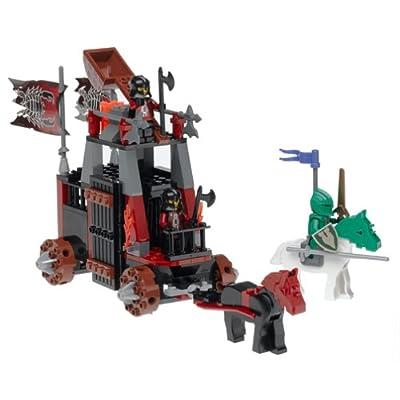 LEGO Knights Kingdom Battle Wagon: Toys & Games
