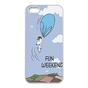 CHENGUOHONG Phone CasePeanut Cartoon Snoopy Series For Apple Iphone 5 5S Cases -PATTERN-12