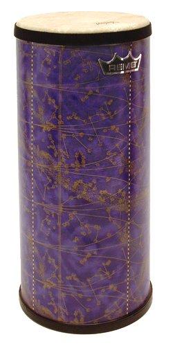 Remo Small (15'' x 6'') Festival Tubano, Constellation Purple Design