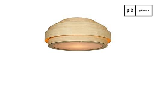 Design Ay Illuminate : Pib deckenleuchten große deckenleuchte bamboo skandinavisches
