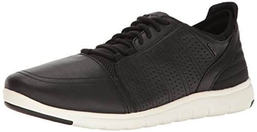 Geox Heren M Xunday 2 Fit 5 Fashion Sneaker Zwart
