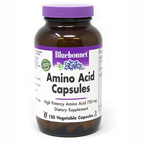 Amino Acid 750 mg 120 veg Capsules