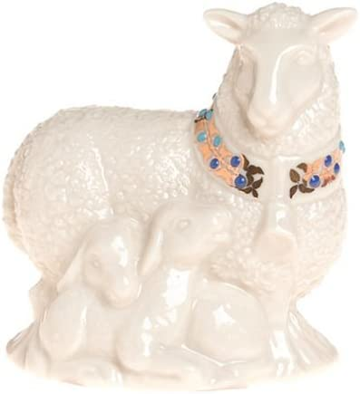 Lenox China Jewels Nativity Porcelain Sheep
