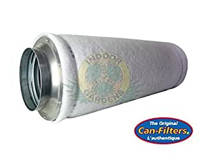 can-filters–CAN-Lite 2500Steel–2500M3/H–Flange 250