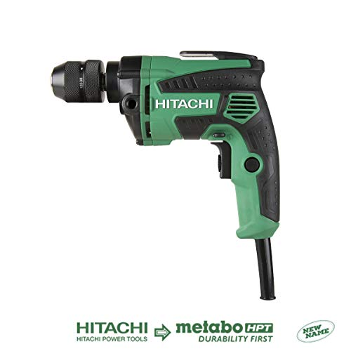 Hitachi D10VH2 3/8 inch Corded Drill, Variable