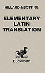 Elementary Latin Translation (Latin Language)