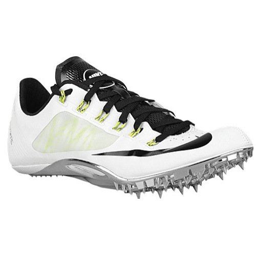 Nike Men's Zoom Superfly R4 Track Shoes White US 11 ()