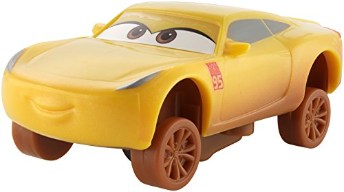 Disney/Pixar CARS 3 - Details & Downloadable Activity Sheets #Cars3 - Disney Pixar Cars 3 Crazy 8 Crashers Cruz Ramirez Vehicle, 1:55 Scale