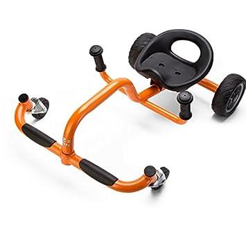 LifeTree Patinete de 4 ruedas | Basculante Scooter ...