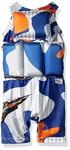 - My Pool Pal Baby Boys Flotation Swimsuit, Jet Pilot, Extra Small