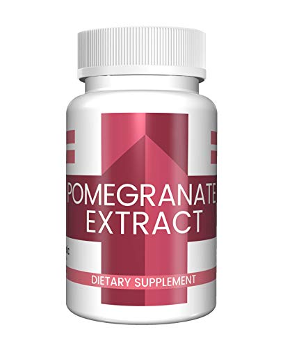 (Pomegranate Extract Capsules (100 Capsules, 450 mg per Serving) (1 Capsule/Serving) by Pure Organic Ingredients, 100% Pure & All-Natural, Potent Antioxidant, Energy Boost for Healthier Cardio* )