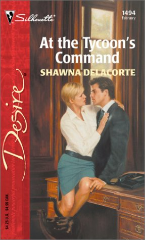 book cover of At the Tycoon\'s Command