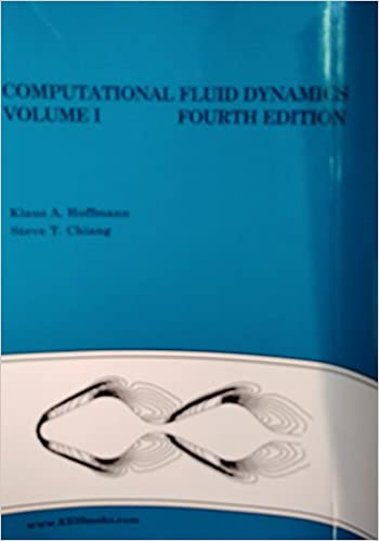 Computational Fluid Dynamics (Vol  1): Klaus A  Hoffmann