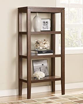 Signature Design by Ashley Deagan Pier Cabinet - Dark Brown